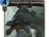 Slaughterfish Spawning
