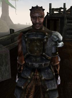 Redguard Morrowind Male