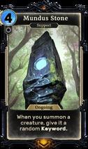 Mundus Stone Legends