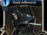 Dark Adherent