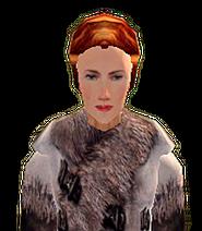 Портрет морозної карги
