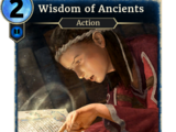 Wisdom of Ancients