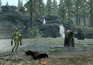 Вічнозелений Гай (Skyrim) і загиблий Алхімік