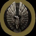 Перший Домініон Альдмері Символ