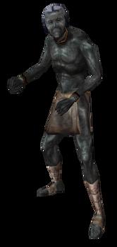 Ash slave