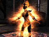 Вогняний атронах (Oblivion)