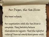 Наші йолопи, морські ельфи