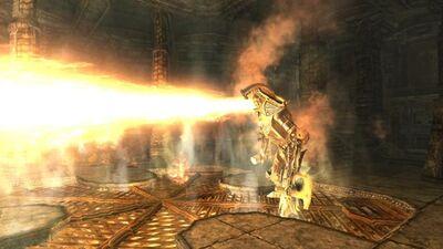 Вогняна атака Господаря Кузні