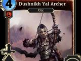 Dushnikh Yal Archer