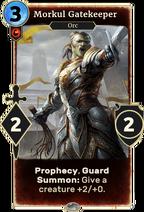 Morkul Gatekeeper