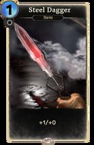 Steel Dagger Legends