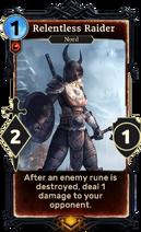 Relentless Raider