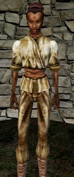 Redguard Morrowind Female