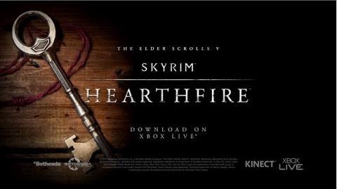 The Elder Scrolls V Skyrim Hearthfire - Official Trailer