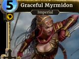 Graceful Myrmidon