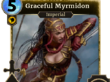 Graceful Myrmidon