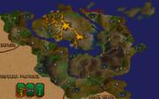 Файрвотч на мапі
