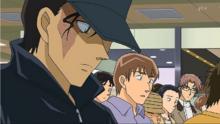 Subaru Okiya veu Scar Akai