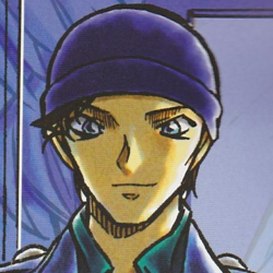 Shuichi Akai manga