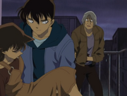 Ran, Shinichi i assassí en sèrie