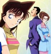 Ran, Kogoro i Eri