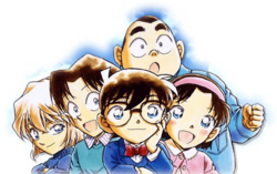 Lliga de Detectius Júnior al manga