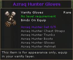 Azraq Hunter Gloves V