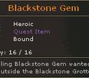 Blackstone Gem
