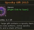 Spooky Gift 2015