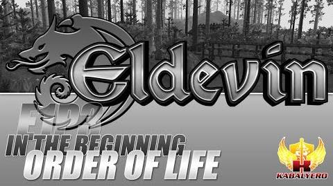 Eldevin Gameplay 2014 E1P3 In The Beginning ★ Order Of Life Priest