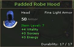 PaddedRobeHood