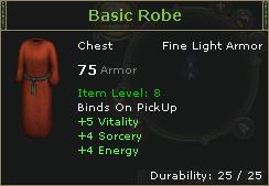 Basic Robe