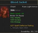 Blood Jacket