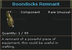 Boondocks Remnant