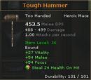 Tough Hammer