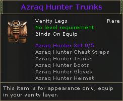Azraq Hunter Trunks V