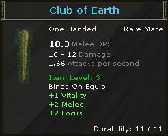 Club of Earth