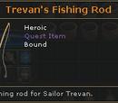 Trevan's Fishing Rod