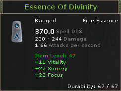 Essence of Divinity