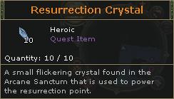 ResurrectionCrystal