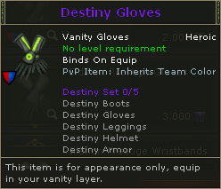Destiny Gloves