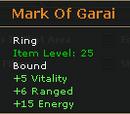 Mark Of Garai