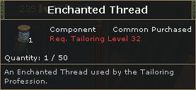Enchanted Thread