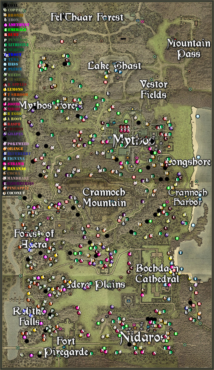 Eldevin Kingdom East Nodes