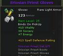Sriosian Priest Gloves
