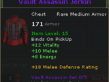 Vault Assassin Jerkin