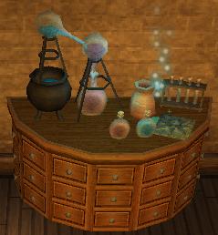 AlchemyWorktable