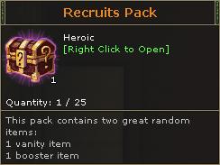 RecruitsPack