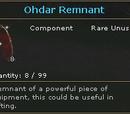 Ohdar Remnant