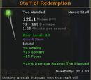 Staff of Redemption